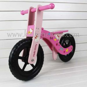 Classical Design Wooden Balance Bike