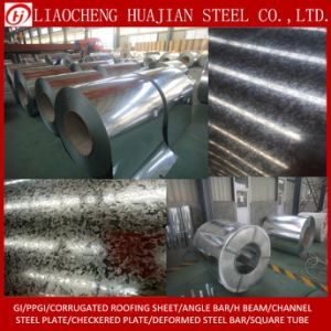 Prime Galvanized (HDG) Steel Coils for Roofing pictures & photos