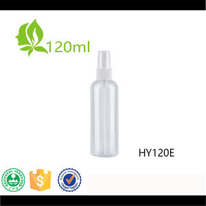 120ml Pet Plastic Spray Bottle Made in China Cosmetic Bottle pictures & photos