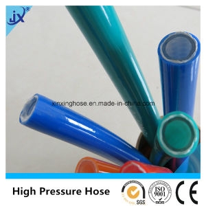Fiber Braided High Pressure Oil Hose pictures & photos