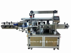 Automatic Flat and Round Bottle Labeling Machine pictures & photos