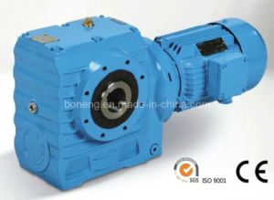 S Series Helical-Worm Gear Units (S37-127)