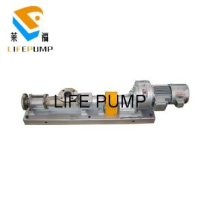 G Series Mono Screw Pump for Paper Pulp