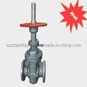 API Flat Gate Valve (Without Division) 300lb