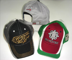 Fashional 100% Cotton Embroidery Cotton Baseball Caps