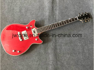 Body Top Multi Binding Quality Custom Quality Electric Guitar