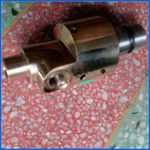 1 1/2′′ 2 Passage HS-G Type Steam Carbon Steel Threaded Rotary Joint