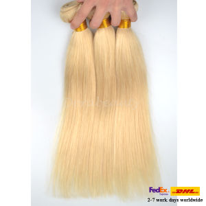 Cheap Brazilian Hair Blond #613 Wholesale Human Hair Weave pictures & photos