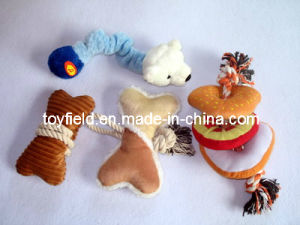 Pet Toys Pet Items Knotted Rope Toy pictures & photos