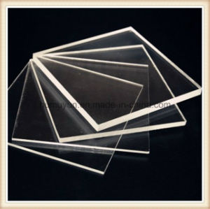 4′ X 8′ / 4′ X 6′ Clear Transparent Acrylic Sheet