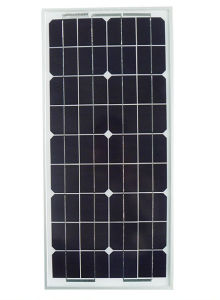 Small Power 25W Photovoltaic Customized Solar Panels Monocrystalline Solar Module pictures & photos