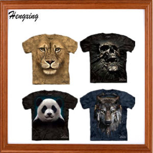 Customized Animals3d Printing T-Shirt pictures & photos