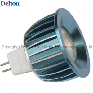 3W MR16 Colorful LED Spot Light (DT-SD-021C) pictures & photos