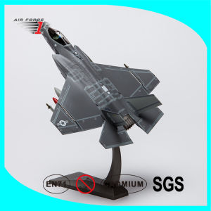 F-35c Plane Model with Die-Cast Alloy