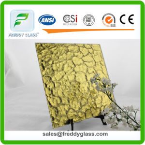 1.5mm 2mm Thin Primrose Yellow Color Reflective Mirror Decorative Mirror pictures & photos