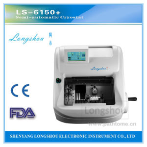 Semi-Automatic Microtome High Quality Ensured Ls-6150+ pictures & photos