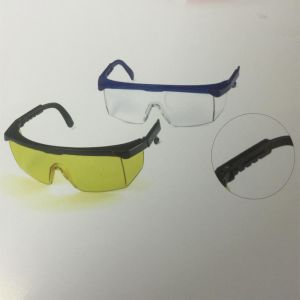 Anti-Fog Safety Goggle Glasses with Good Protection Function pictures & photos