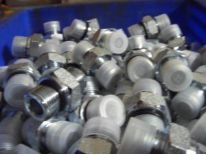 Bsp Male 60° Seat Bonded Seal Hydraulic Fitting pictures & photos