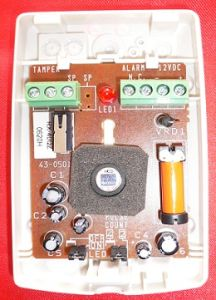 Burglar Alarm Detector Rx-40qz with Extremely High False Alarm Protection pictures & photos