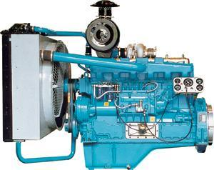 Wuxi Power (WD) Diesel Engine 241HP for Generator