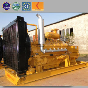 Sawdust Wood Chips Power Biomass Gasifier Generator pictures & photos