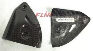 Carbon Fiber Exhaust Covers for Ducati Panigale 899 1199 1299 2013-2015 pictures & photos
