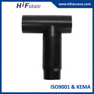 24kv Tee Type Silicon Rubber Front Connector