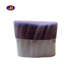 Transparent Pet Synthetic Fiber Brush Hair pictures & photos