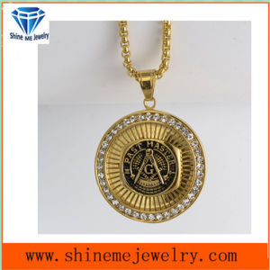 China stainless steel jewelry wholesale necklace electroplating 18k stainless steel jewelry wholesale necklace electroplating 18k gold pendant spt6284 aloadofball Images
