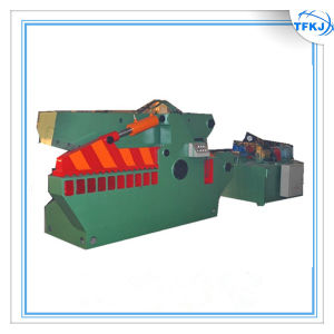 Metal Sheet Automatic Alligator Shearing Machine pictures & photos