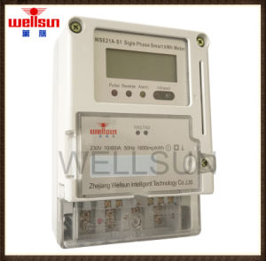 Single Phase Static Watt-Hour Energy Meter pictures & photos