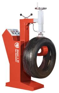 Multiple Working-Position Tire Vulcanizer (AA-TR520) pictures & photos