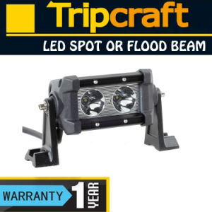 7.5 Inch 20W Single Row CREE Light Bar LED, LED Work Light Bar