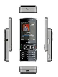 "Slip Quad-Band Mobile with 2.8"" Screen (KN104)"