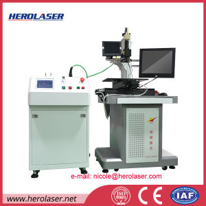 Best Laser System electronic Parts Automatic Laser Welding Machine High Speed Laser Spot Welder