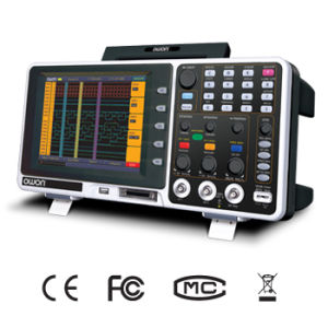 Mixed Logic Analyzer Oscilloscope (200M MSO8202T)