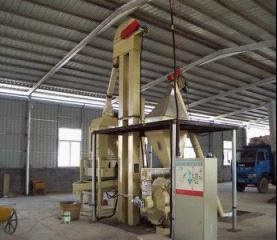Rice Hull Pellet Machinery (HKJ-35J)