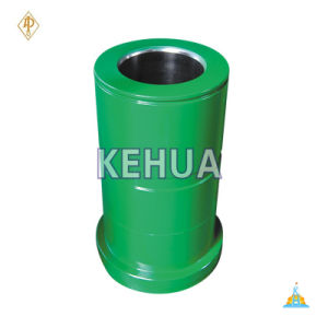 Double Metallic Liner for Oilfiled Drilling Mud Pump