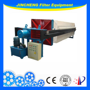Automatic Membrane Filter Press for Food and Fruit (XMY870)
