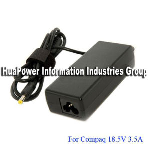 Notebook AC Adapter For COM-Paq 18.5V 3.5A