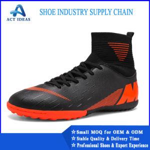 China Factory Customize Cleats Football