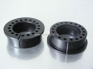 Black Rubber Auto Cushion with ISO SGS