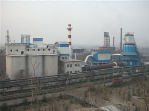 Preliminary Technical Proposal for 300tpd Active Lime Production Line
