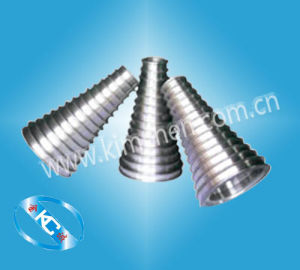 Tungsten Carbide Coating Tower Pulley of Hardness pictures & photos