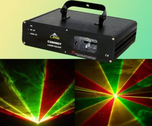 280MW RGY Laser Stage Light for Disco (C280RGY)