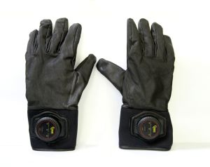 Anti-Riot Army Tactical Gloves with Soft Leather