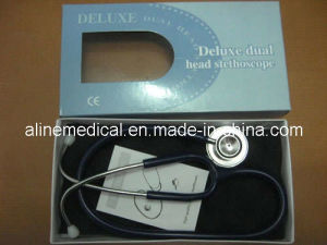 CE/ISO Dual Head-Special Type Stethoscope (MA196) pictures & photos