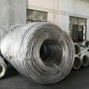 Ningbo 7.5mm 9.5mm 12mm Electrical Aluminium Rod Wire with Different Diameter