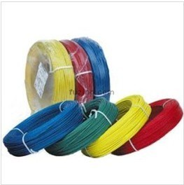 200deg. C Household Silicone Rubber Insulated Electrical Wiring pictures & photos