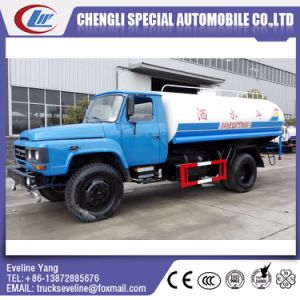 Safety Long Head Water Truck for Sale pictures & photos